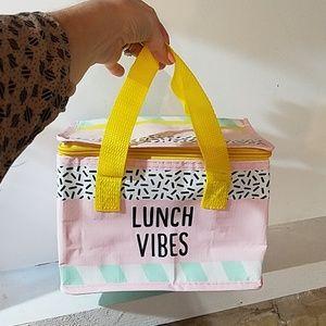 Sass & Belle Memphis Modern Lunch Bag Insulated